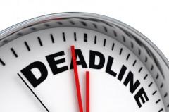 Belastingdienst - Deadline